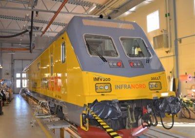 Infranord IMV200