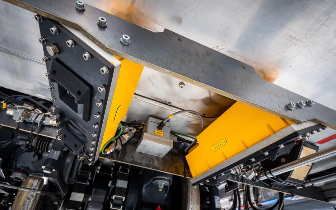 Latronix levererar OTG för verifiering vid driftsättning av tåg
